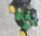 Lawnmower available