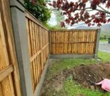 Fencing System, Fencing Solution, Precast poles