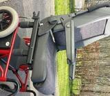 Carony Classic - the car seat that transforms into a wheelchair
