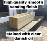 quality made flower boxes
