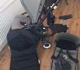 Bugaboo Bee3 complete pushchair set
