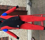 9mm Semi dry wetsuits