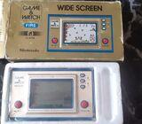 Nintendo game & watch fr-27 ORIGINAL