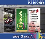 A4 A5 A6 DL, Flyers, Printing, High Quality, Full Colour