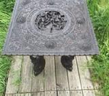 Fab oriental hand craft table