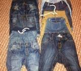 Jeans and dungarees 0-12mths