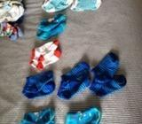 Boys summer ankle socks x 12