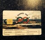 10 unit Shannon Erne card