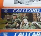 An F.C.A. Callcard