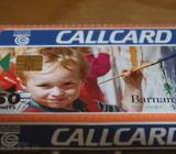 Barnados Callcard