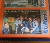 Boy Scouts Callcard