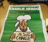 Charlie Hebdo 14/01/2015 Edition No 1178