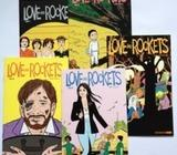 Love and Rockets New Series Nos. 1 to 5