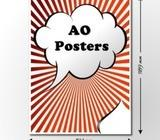 A 0 posters Print