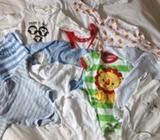 Boys Clothes 0-3 month (56 items)