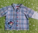 Disney ladybird long sleeve shirt 12-18 months