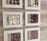 Dreid spice decorative kitchen pictures/frames
