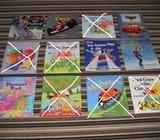 6 x books for kids Collins