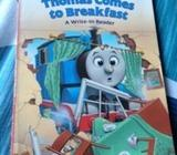 Thomas the tank first reading book