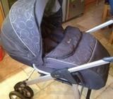 SilverCross Linear Pram & Pushchair and Carseat for Sale