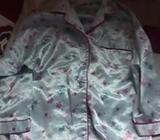 Girls pyjama top