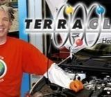 Terraclean agents required