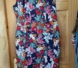 Marc angelo floral dress