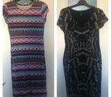 Midi dresses size 12
