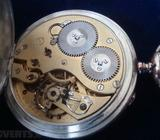 IWC Schaffhausen Chronometer Pocket Watch 1917