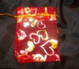 New Occasion Organza Bags - Set of 10