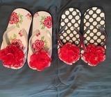 Penneys girls flip flops size 10/11