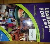 Learning for life home economics book