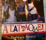 Leaving cert French higher level books