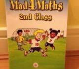 Mad for Maths 2nd Class