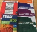 New Junior Cert Business Books