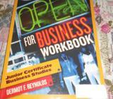 Open For Business Junior Cert