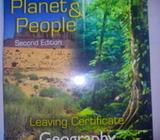 Planet and people geoecology option 7 (geography) LC