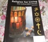 Religion For Living 2Nd Edition Single Volume Junior Cert