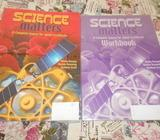 Science Matters Textbook & Workbook