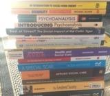 Social science/Social Care Books
