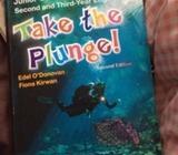 Take The Plunge English book