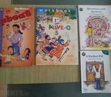 third class primary school books