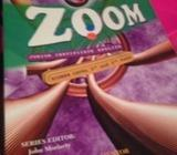 Zoom 3, higher level 2nd and 3rd year English