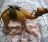 Vintage Camel advertisement figurine