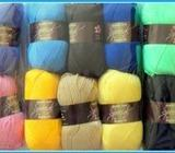 18 pack Stylecraft DK 100g Balls Mixed Colours