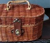 Child's Kitting Basket