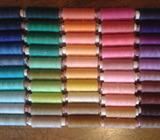 sewing threads 100% polyster