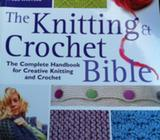 The Knitting & Crochet Bible