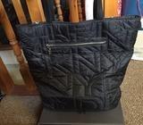Dkny puff shopper/tote bag