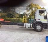 2003 IVECO 18 TON CHASSIS/CAB 086-8837862